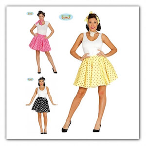 Disfraces Pin Up