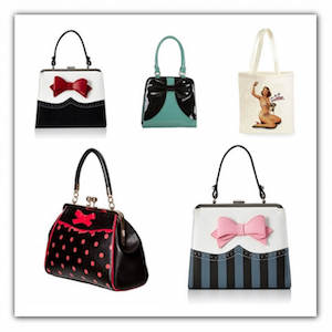 Bolsos Pin Up