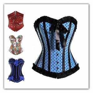 Corsets Pin Up